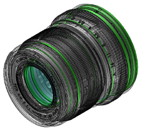 XF 50mm cilindro