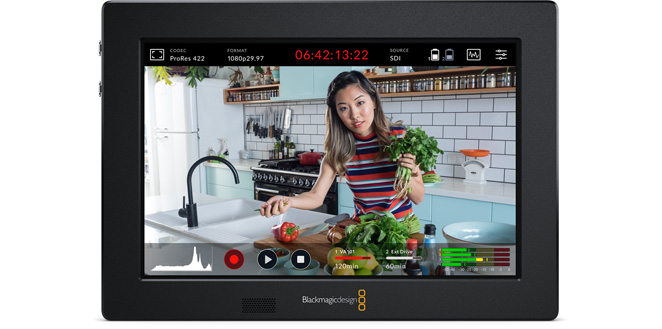 Video Assist 7 Front
