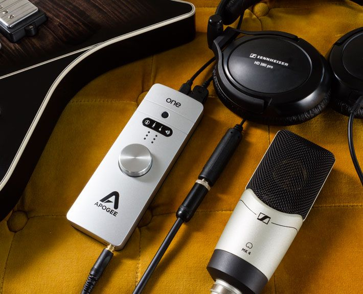 Apogee ONE Interface