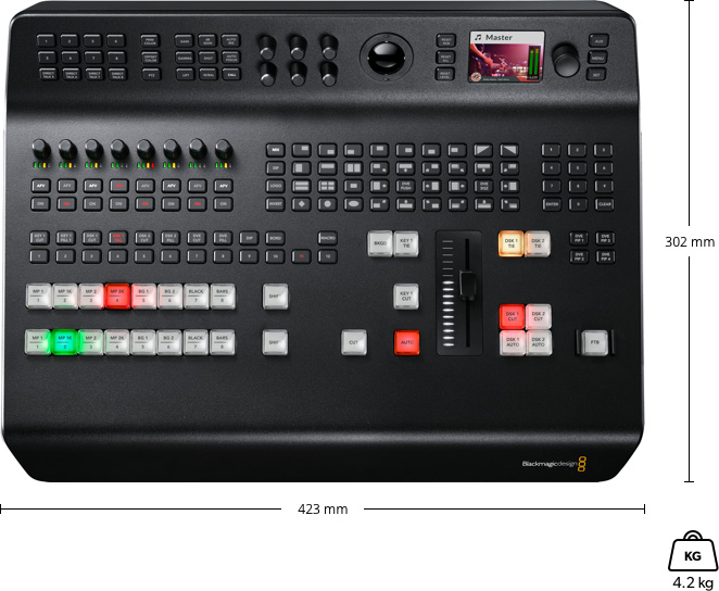 Blackmagic ATEM Televisión Studio HD